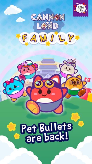 ภาพตัวอย่างแอพ Cannon Land Family