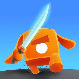 แอพฯ เด่น Goons.io Knight Warriors
