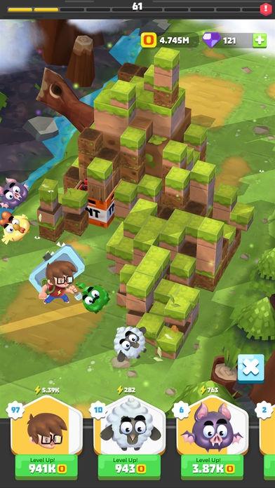 ภาพตัวอย่างแอพ Craft Away! - Idle Mining Game