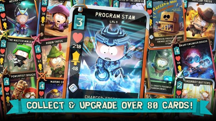 ภาพตัวอย่างแอพ South Park: Phone Destroyer™