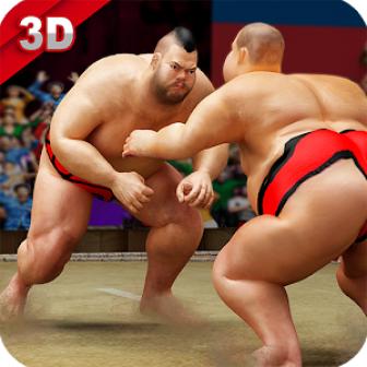 แอพฯ เด่น Sumo Stars Wrestling 2018