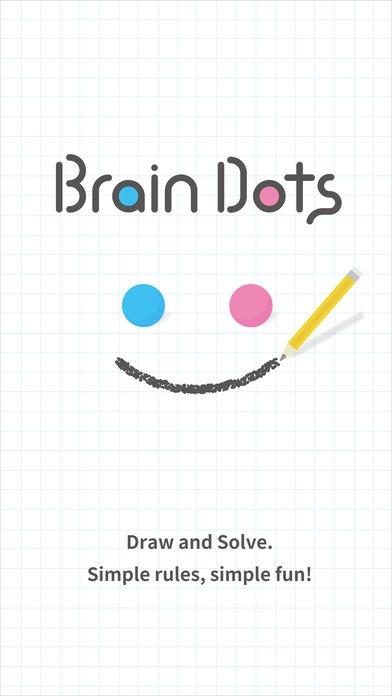 ภาพตัวอย่างแอพ Brain Dots - Draw and Solve!