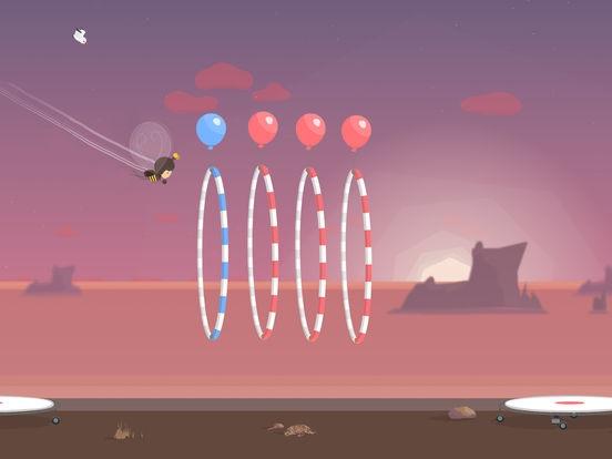 ภาพตัวอย่างแอพ Ava Airborne