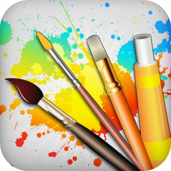 แอพฯ เด่น Drawing Desk: Draw & Paint Art