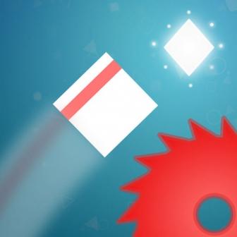 แอพฯ เด่น Almost There: The Platformer - เกมส์กระโดดข้ามสิ่งกีดขวางด้วยปลายนิ้ว