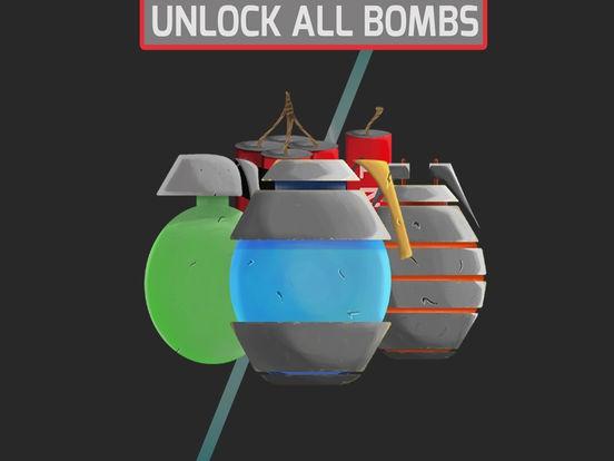 ภาพตัวอย่างแอพ BOMBARIKA - เกมส์ปัดระเบิดสุดกวน ชวนหัวร้อน