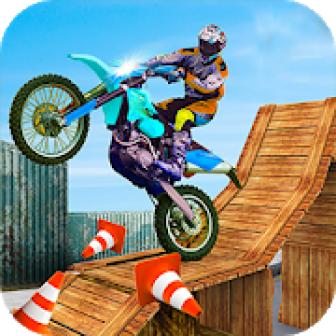 Extreme Tricky Stunt Bike