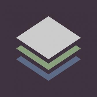 แอพฯ เด่น Stackables - Layered Textures, Effects, and Masks