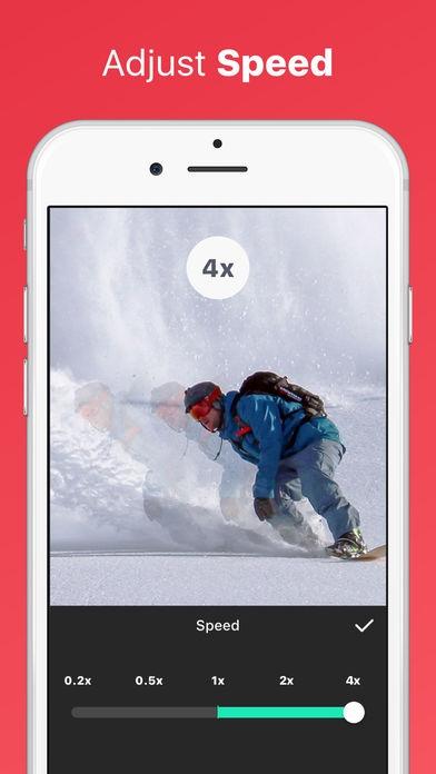 ภาพตัวอย่างแอพ InShot - Video Editor (แอพฯ ตัดต่อวีดีโอบน iOS ใช้ง่าย)