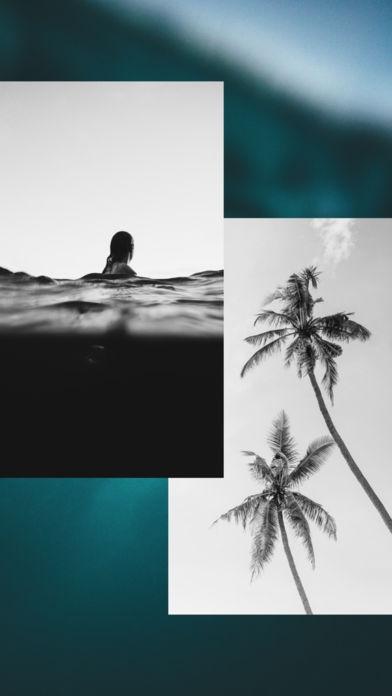ภาพตัวอย่างแอพ Unfold - Create Stories (แอพแต่งรูป)