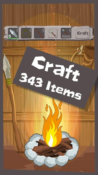 ภาพตัวอย่างแอพ Dawn of Crafting
