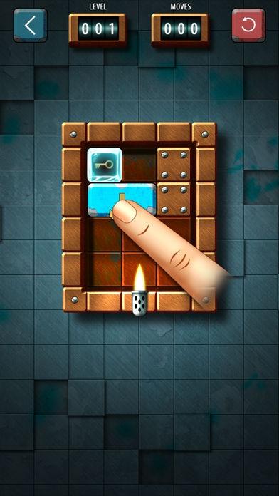 ภาพตัวอย่างแอพ Slide Tetromino Premium