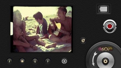 ภาพตัวอย่างแอพ 8mm Vintage Camera (แอพกล้องถ่ายรูปวินเทจ)