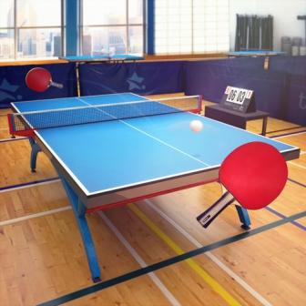 แอพฯ เด่น Table Tennis Touch (เกมส์ตีปิงปอง 3 มิติ)