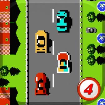 FC Road Fighter (เกมส์แข่งรถในตำนาน)