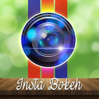Insta Bokeh - Photo Effects FX (แอพฯ แต่งรูปหน้าชัดหลังเบลอ)