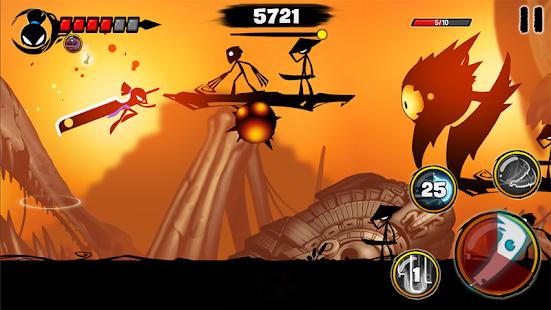 ภาพตัวอย่างแอป Stickman Revenge 3