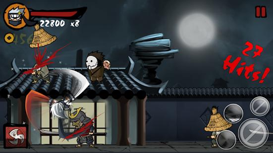 ภาพตัวอย่างแอป Ninja Revenge