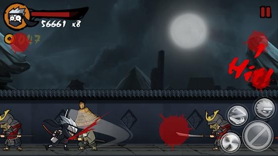 ภาพตัวอย่างแอพ Ninja Revenge