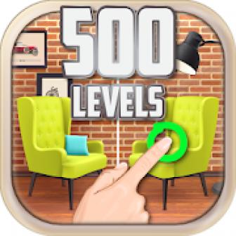 แอพฯ เด่น Find the Differences 500 levels
