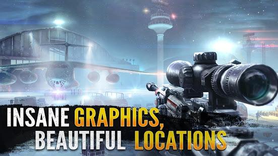 ภาพตัวอย่างแอพ Sniper Fury